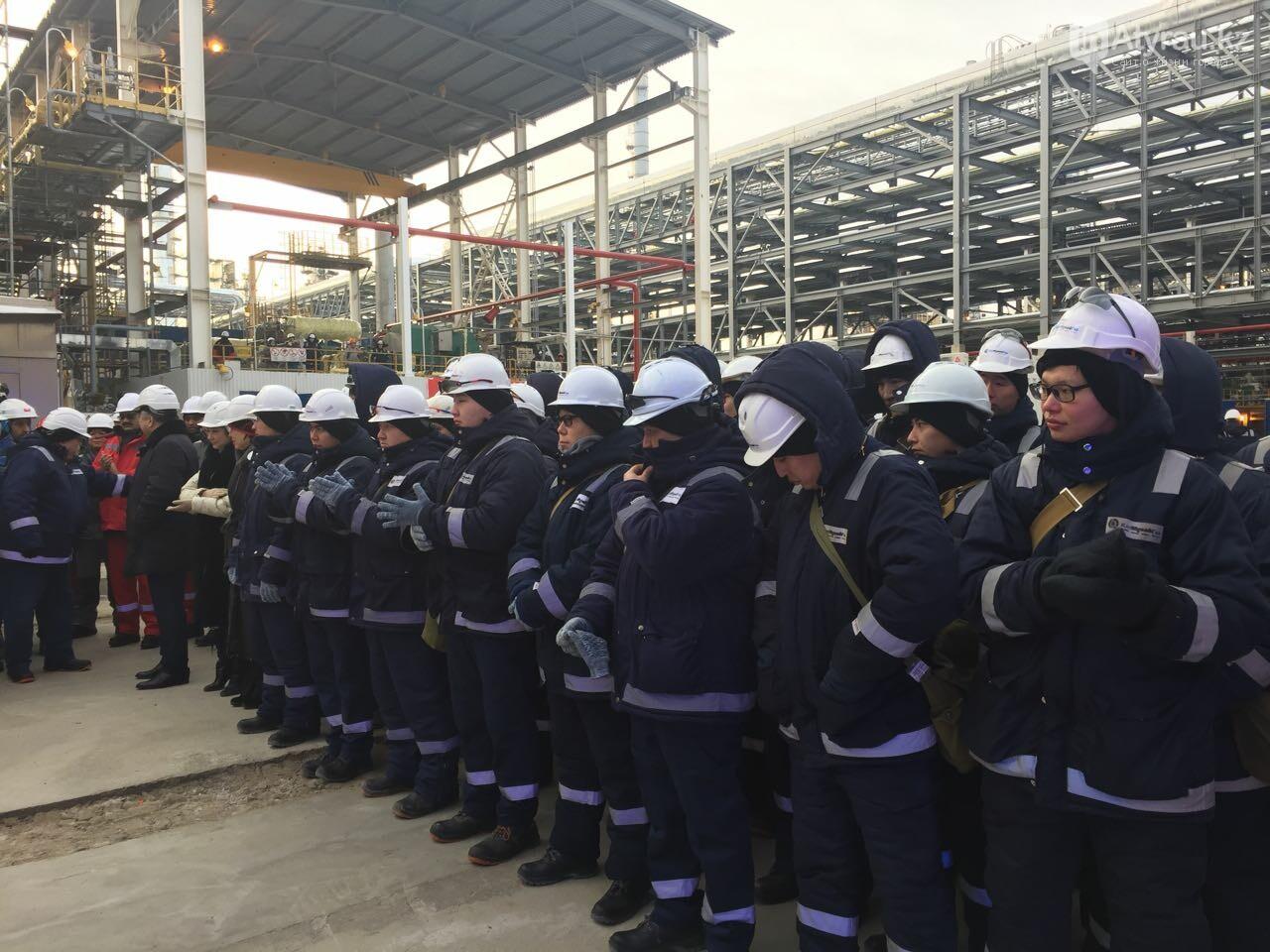 Атырау мұнай өңдеу зауыты Еуро-4 және Еуро-5 мотор майларын өндіруді ұлғайтады, фото-1