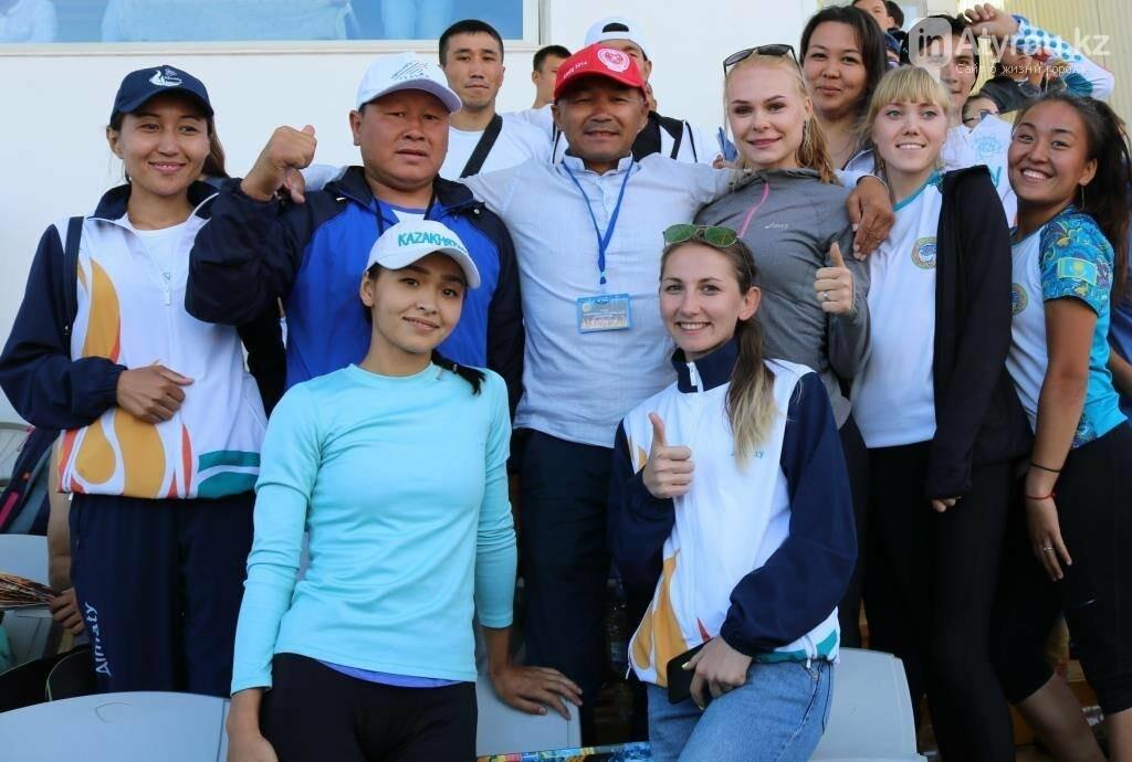 В Атырау назвали победителей в пожарной эстафете чемпионата РК , фото-4