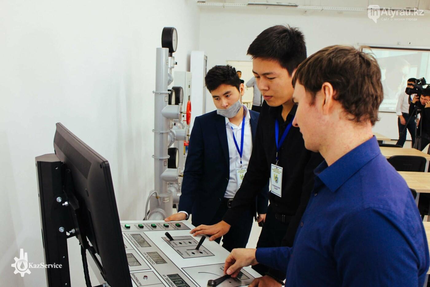 В Атырау открылся Центр развития и коммуникаций имени Нурлана Балгимбаева , фото-4
