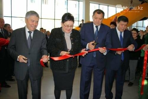В Атырау открылся Центр развития и коммуникаций имени Нурлана Балгимбаева , фото-1