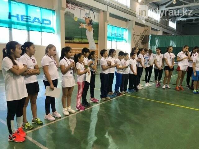 Четыре золотых медали привезли из Астрахани юные теннисисты Атырау, фото-2