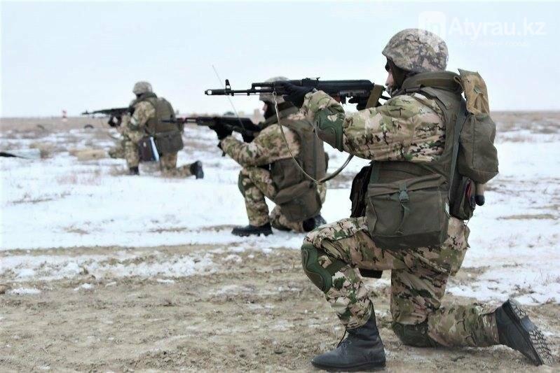 Учебные бои военных начались на западе Казахстана, фото-1