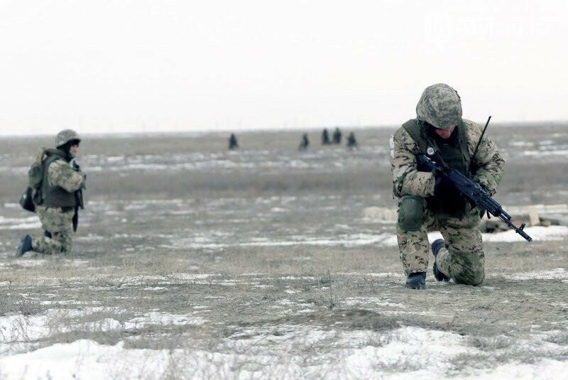 Учебные бои военных начались на западе Казахстана, фото-2