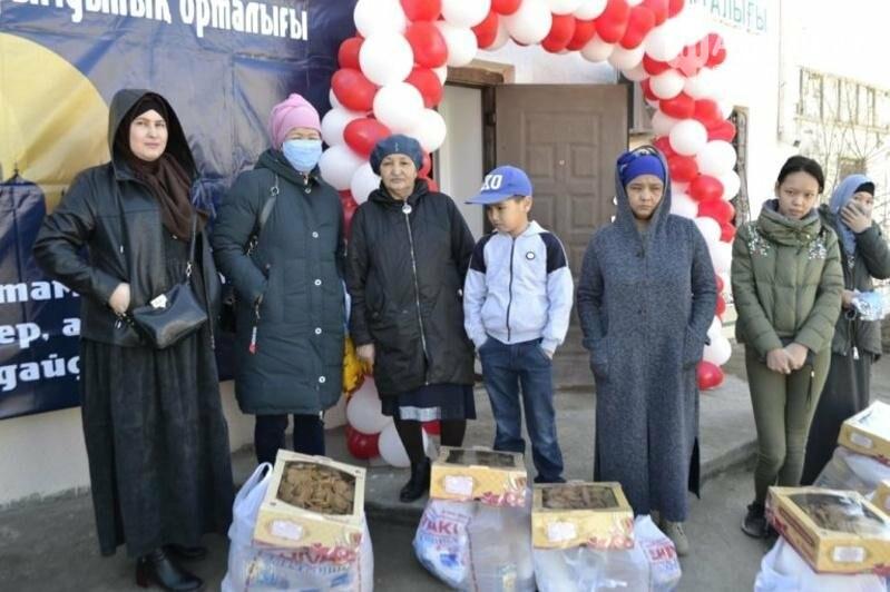 Благотворительный центр «Ықыласты бауырлар» открылся в Атырау, фото-1