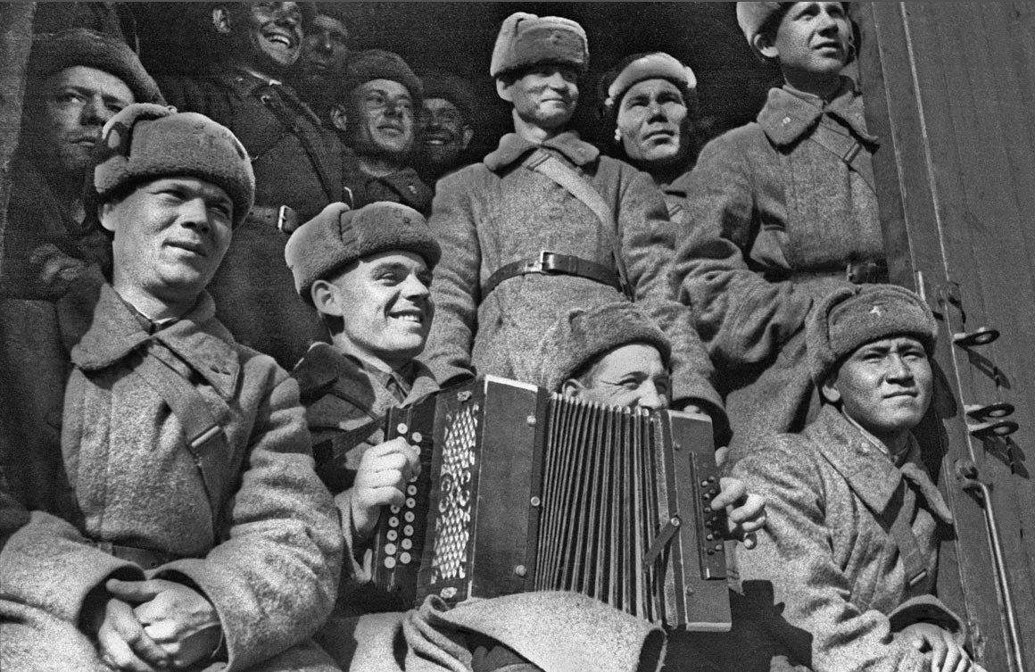 """""""Вечной памятью живы"""" - архивные данные о фронтовиках, фото-1, Фото: из Интернета."""