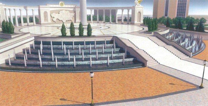 К концу года в Атырау установят 91-метровый флагшток, фото-1