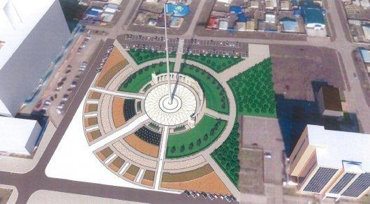 К концу года в Атырау установят 91-метровый флагшток, фото-2