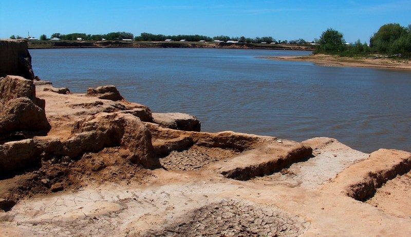 В Сарайшыке археологи возобновили поиск загадочной крепости, фото-8, Фото: silkadv.com