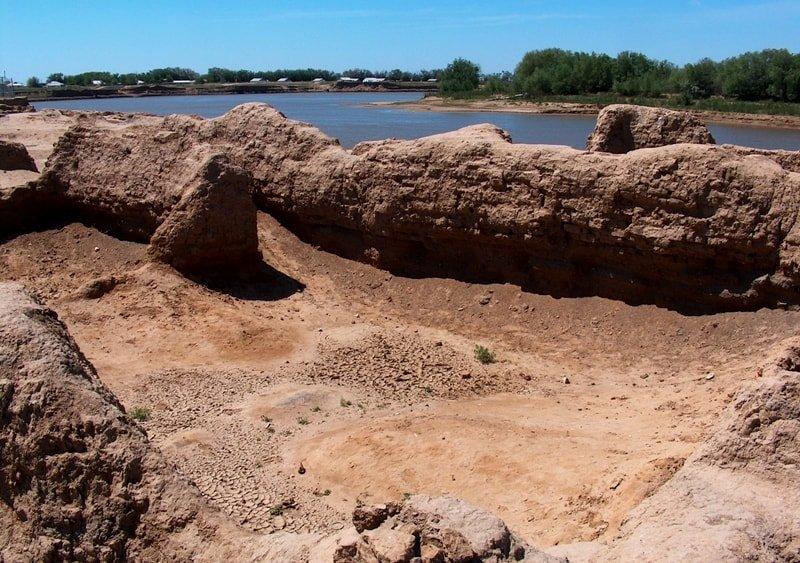 В Сарайшыке археологи возобновили поиск загадочной крепости, фото-2, Фото: silkadv.com