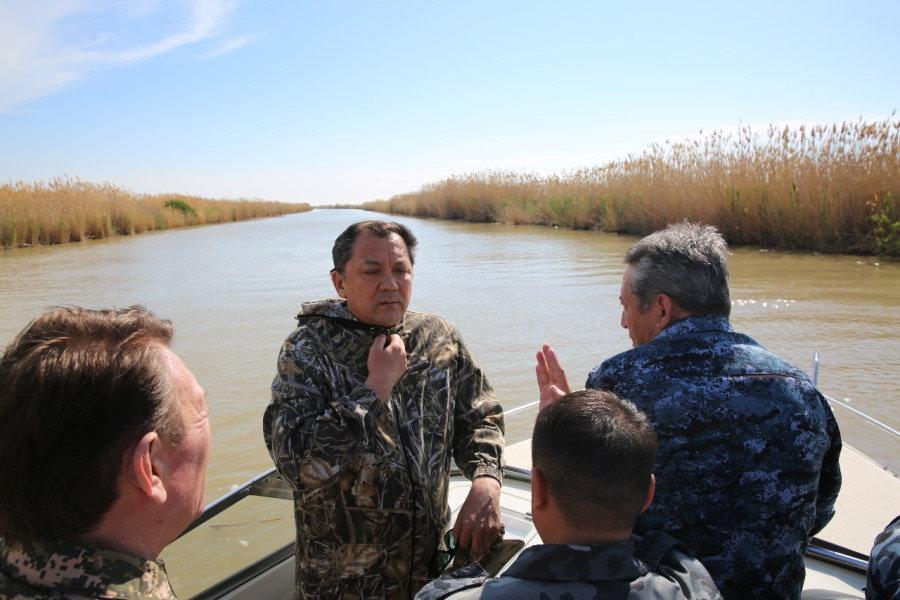 Аким Атырауской области: «Не бывает урона природе значительного или незначительного», фото-2, Фото: РСК Атырауской области.