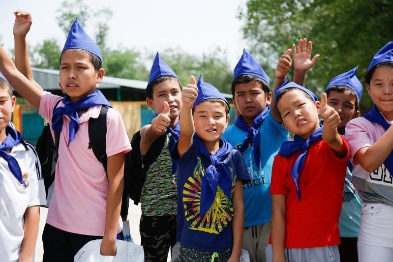 В Атырау дети из Арыси отдыхают в летнем оздоровительном лагере «Тулпар», фото-3