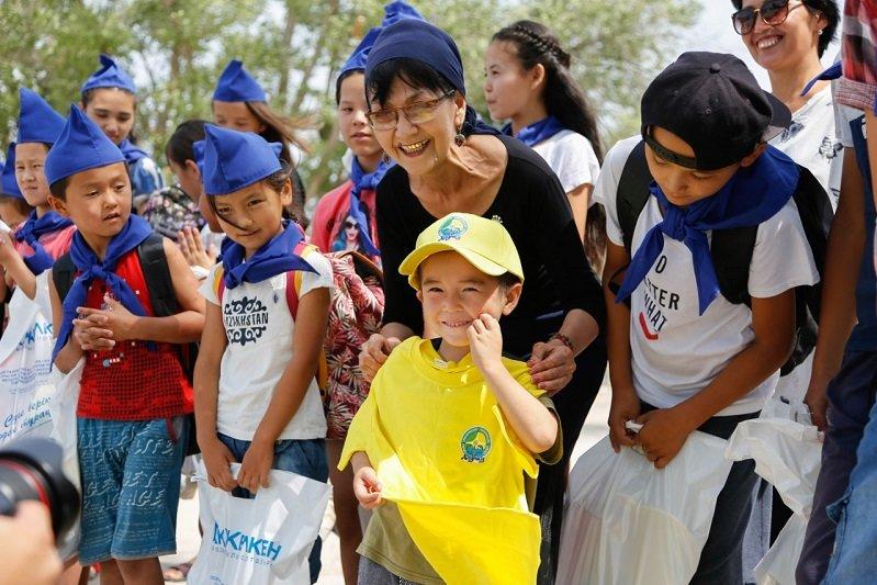 В Атырау дети из Арыси отдыхают в летнем оздоровительном лагере «Тулпар», фото-5
