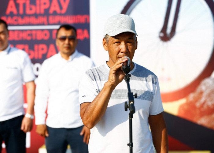 В Атырау впервые состоялось открытое первенство по велокроссу, фото-2