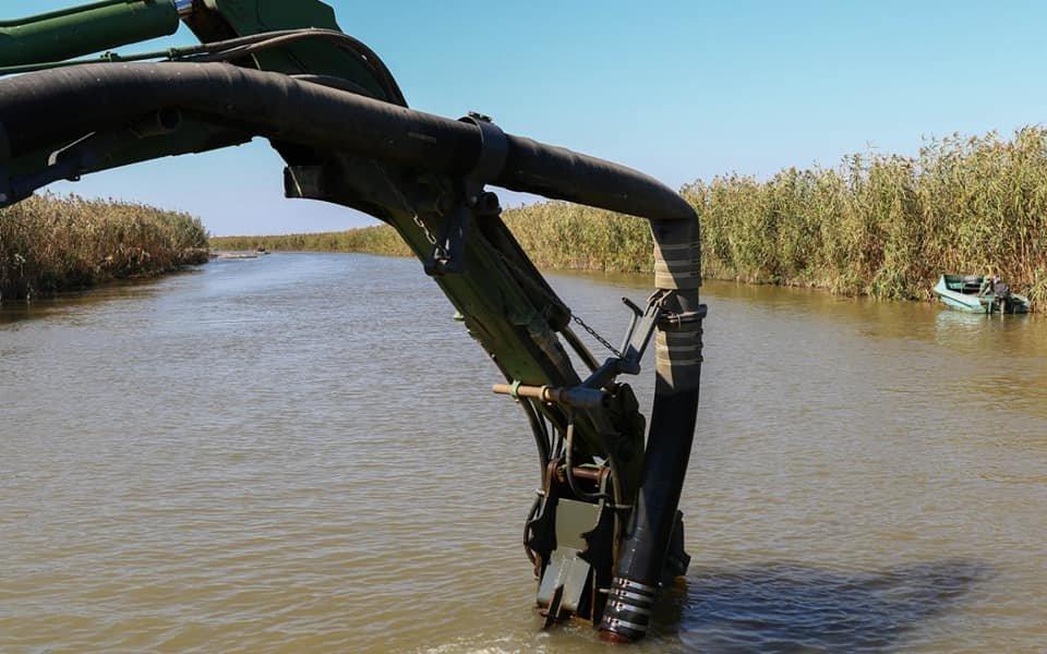 Качественно проводить работы по углублению дна рыбоходных каналов поручил Нурлан Ногаев, фото-2