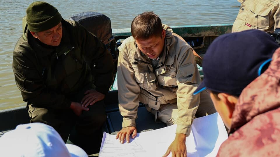 Качественно проводить работы по углублению дна рыбоходных каналов поручил Нурлан Ногаев, фото-1