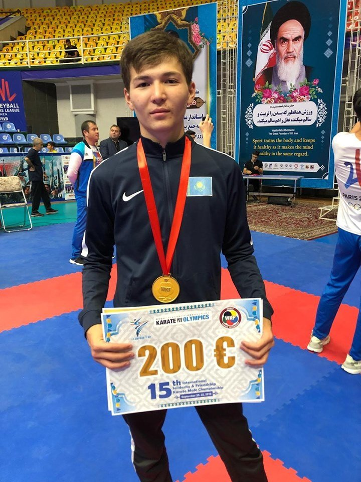 Атырауские спортсмены приняли участие в международном турнире, фото-2