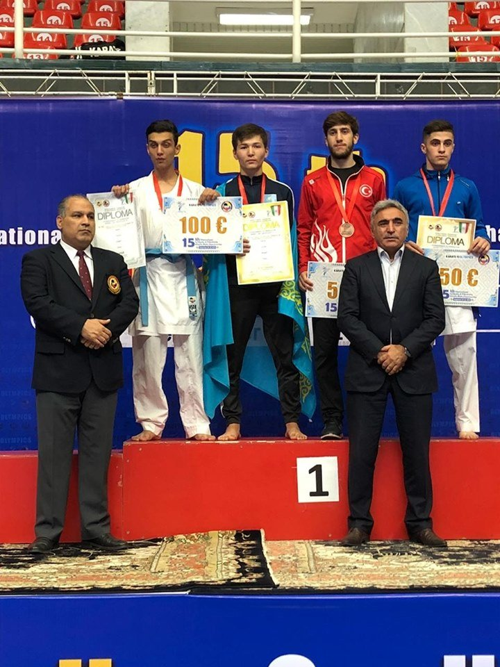 Атырауские спортсмены приняли участие в международном турнире, фото-3
