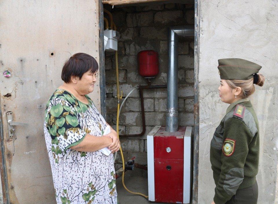 Жителям Атырауской области напомнили правила пожарной безопасности , фото-2