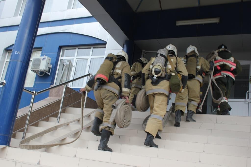 Университет «загорелся» в Атырау (фото), фото-5