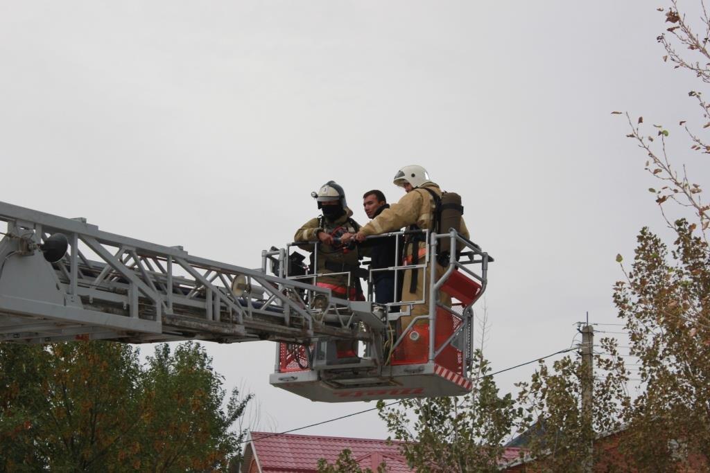 Университет «загорелся» в Атырау (фото), фото-7