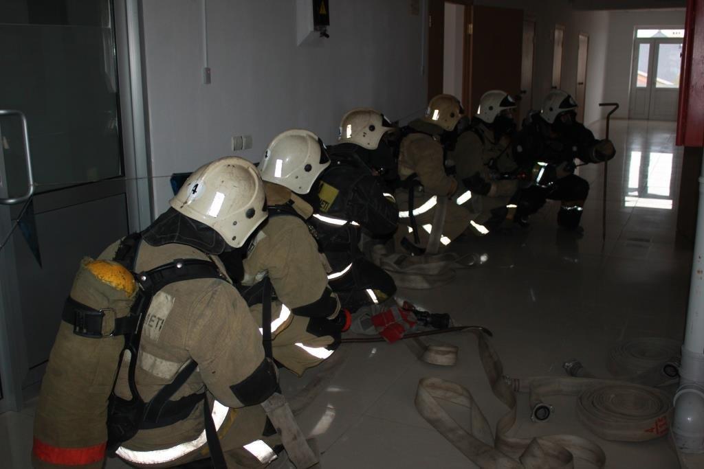 Университет «загорелся» в Атырау (фото), фото-10