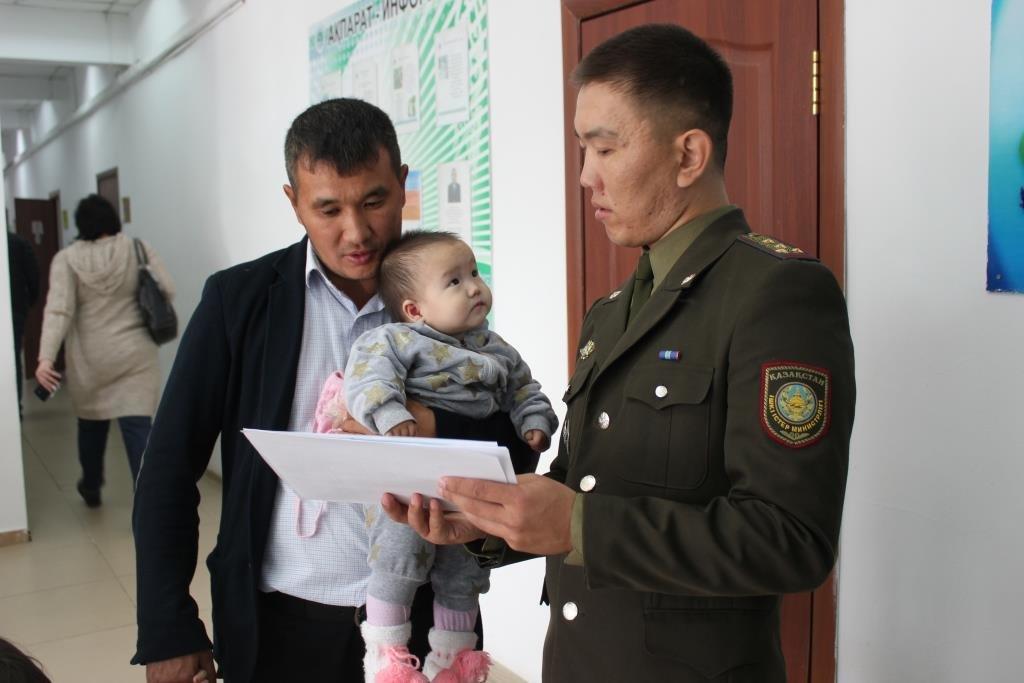 Как стать спасателем рассказали жителям Атырау (фото), фото-4