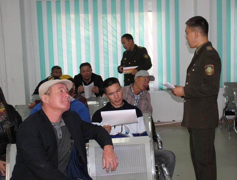 Как стать спасателем рассказали жителям Атырау (фото), фото-2