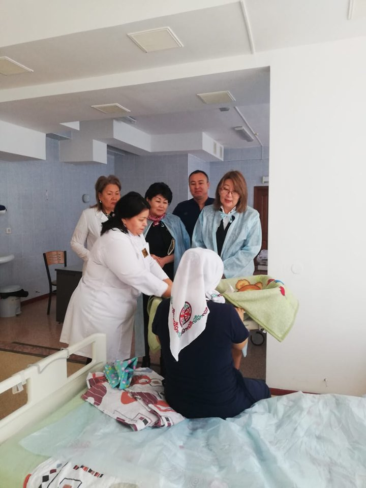 На помощь акушерам в Атырау прибыли медики из других регионов, фото-4