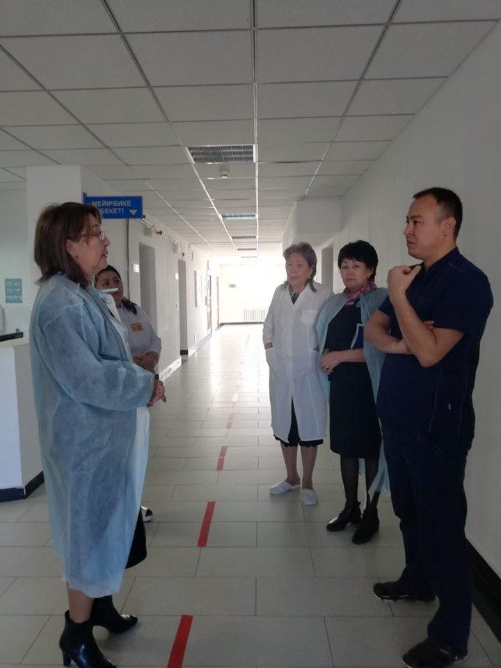 На помощь акушерам в Атырау прибыли медики из других регионов, фото-1