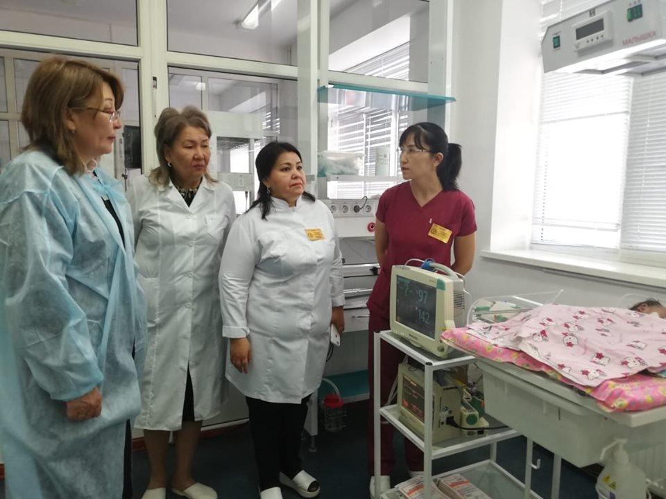 На помощь акушерам в Атырау прибыли медики из других регионов, фото-2