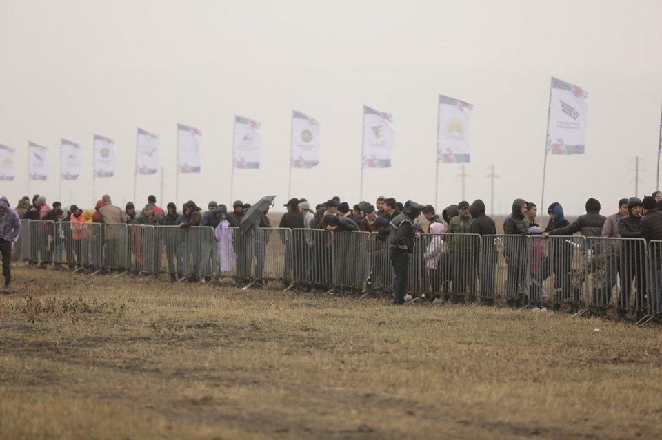 Конные скачки прошли в Атырауской области (фото), фото-2