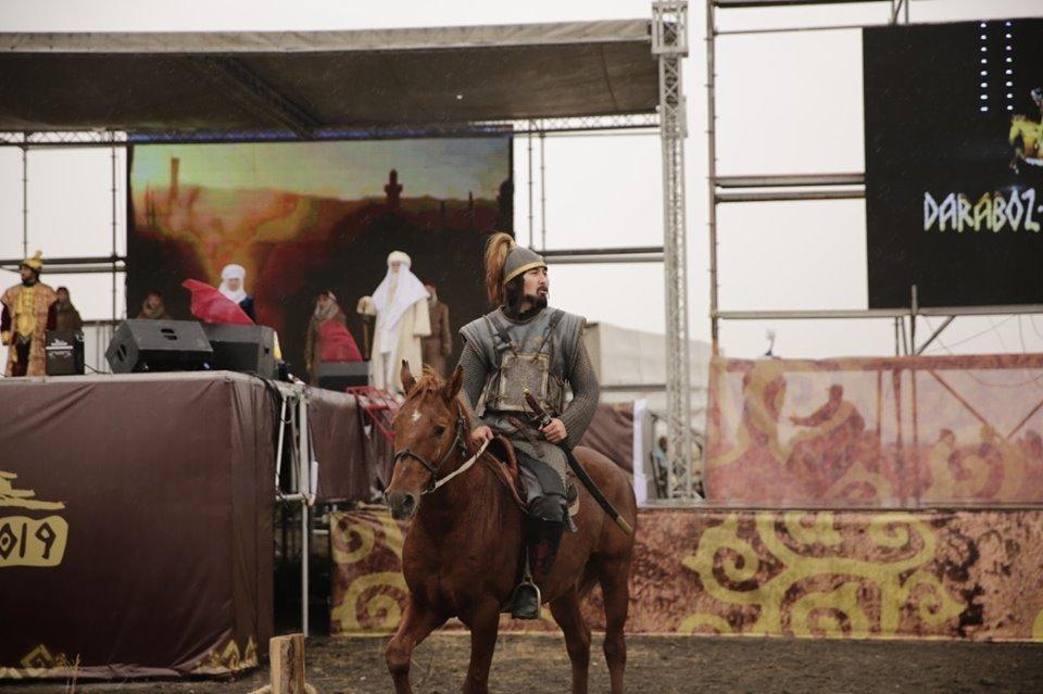 Конные скачки прошли в Атырауской области (фото), фото-8