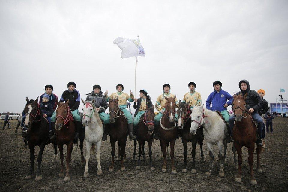 Конные скачки прошли в Атырауской области (фото), фото-5