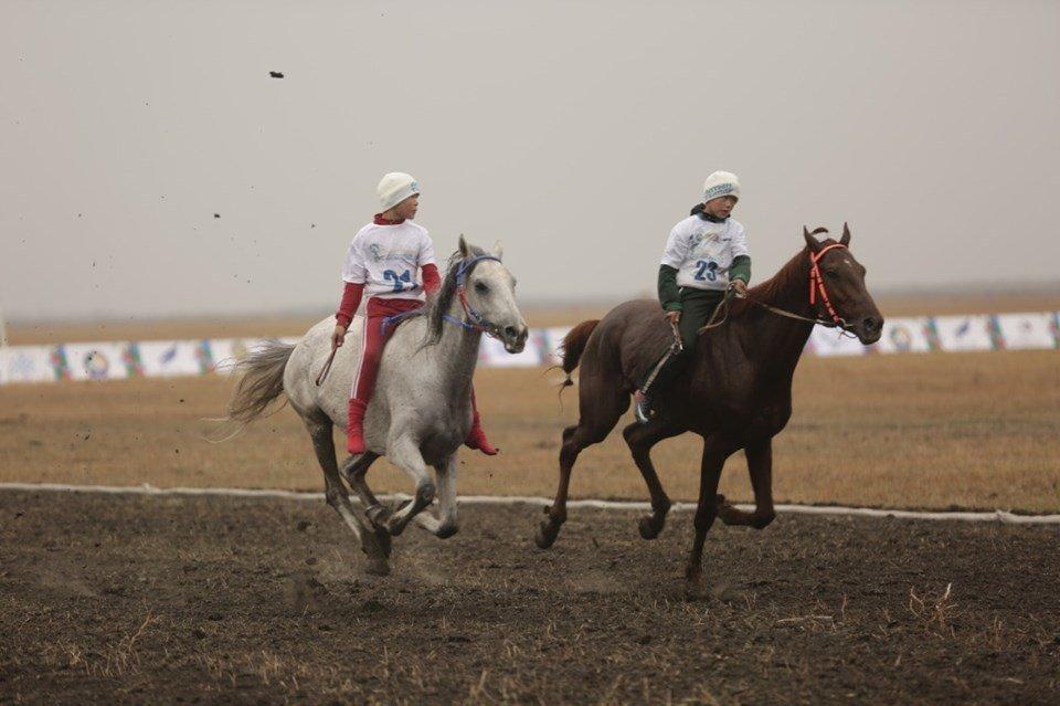 Конные скачки прошли в Атырауской области (фото), фото-4