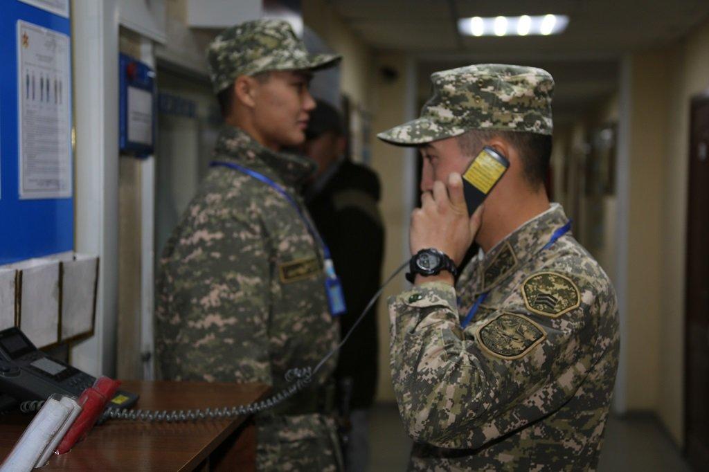 Учения по противодействию диверсантам прошли в Атырауской области (фото), фото-6