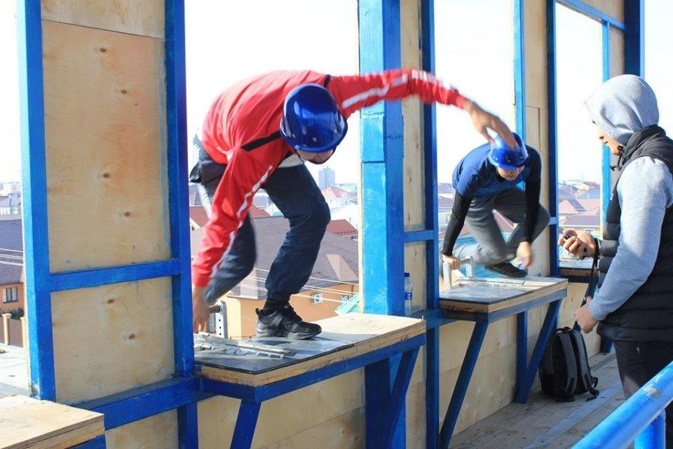 Соревнования пожарных прошли в Атырау (фото), фото-5