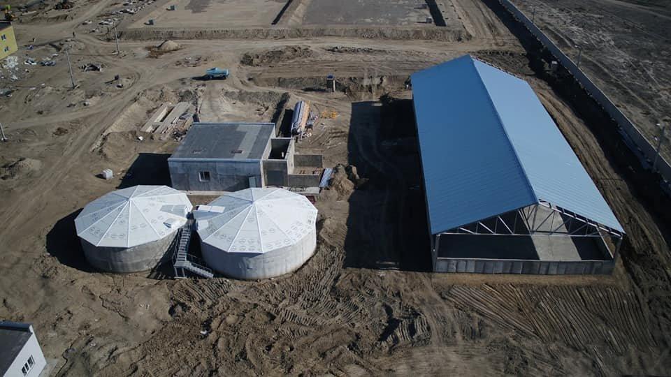 В Атырау запустят новый комплекс очистки стоков (фото), фото-3
