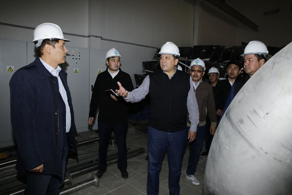 В Атырау запустят новый комплекс очистки стоков (фото), фото-7