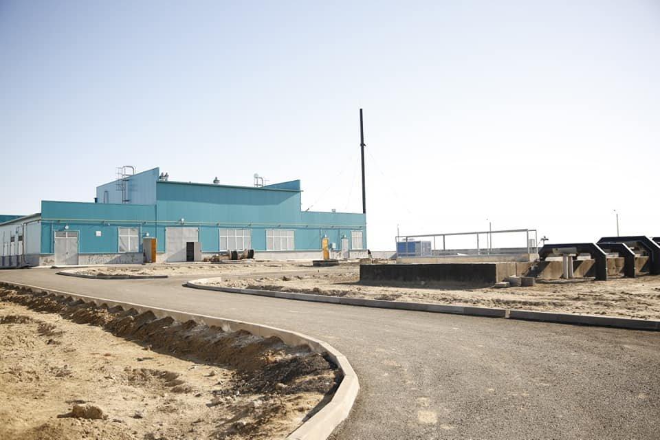 В Атырау запустят новый комплекс очистки стоков (фото), фото-4