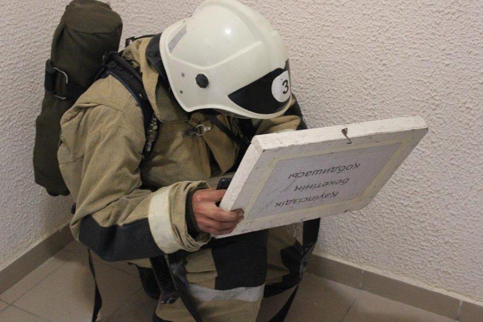 В Атырау пожарные «тушили» гостиницу (фото), фото-6
