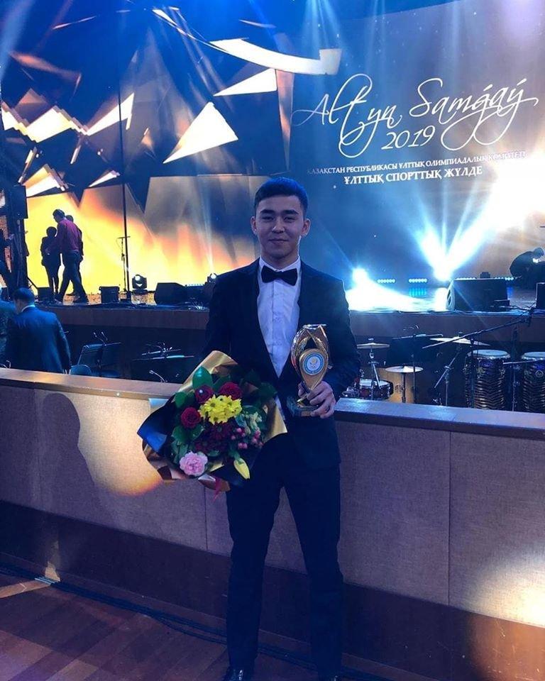 Атырауский каратист стал лучшим молодым спортсменом Казахстана, фото-1