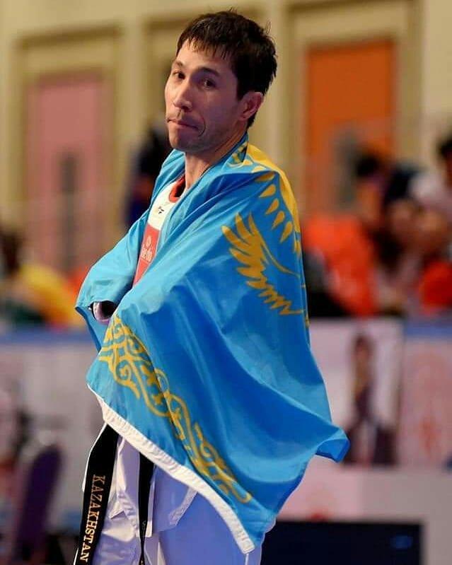 Чемпион из Атырау выступит в Токио на Паралимпийских играх (фото), фото-1