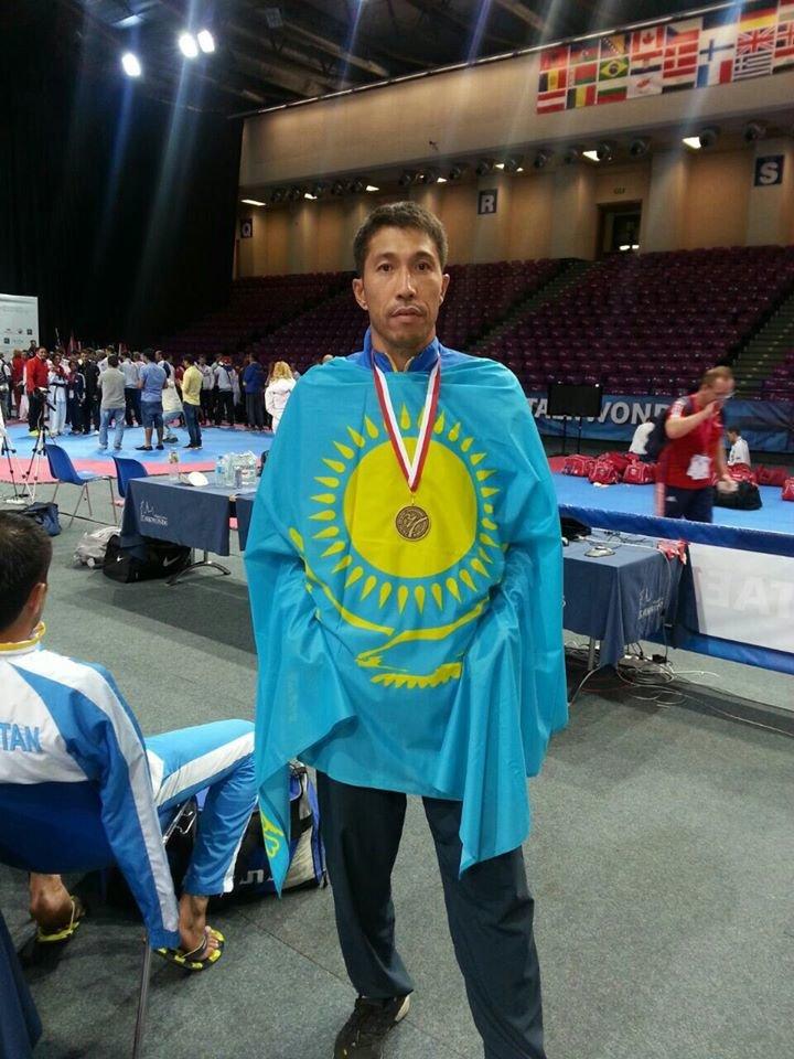 Чемпион из Атырау выступит в Токио на Паралимпийских играх (фото), фото-3