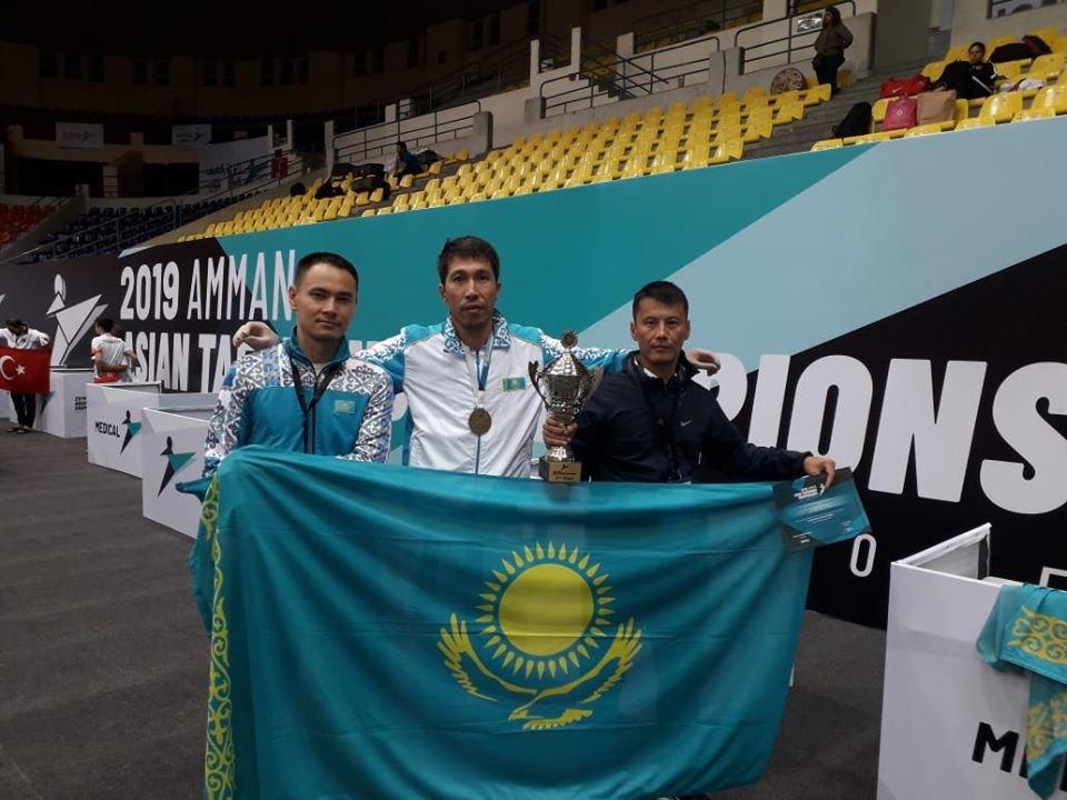 Чемпион из Атырау выступит в Токио на Паралимпийских играх (фото), фото-2