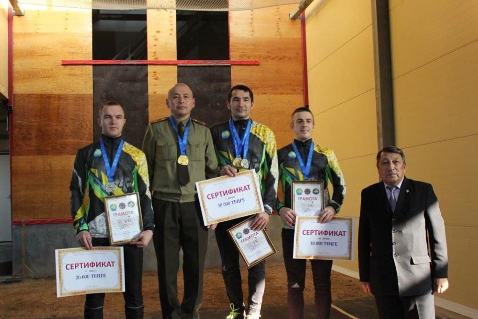 Турнир по пожарно-спасательному спорту прошёл в Атырау (фото), фото-5