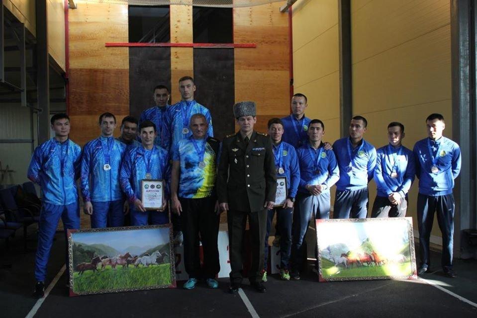 Турнир по пожарно-спасательному спорту прошёл в Атырау (фото), фото-4