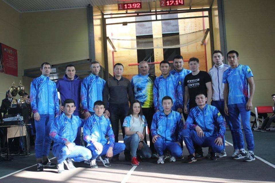 Турнир по пожарно-спасательному спорту прошёл в Атырау (фото), фото-12