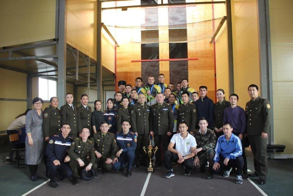 Турнир по пожарно-спасательному спорту прошёл в Атырау (фото), фото-1