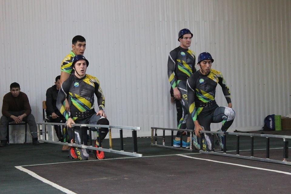 Турнир по пожарно-спасательному спорту прошёл в Атырау (фото), фото-20