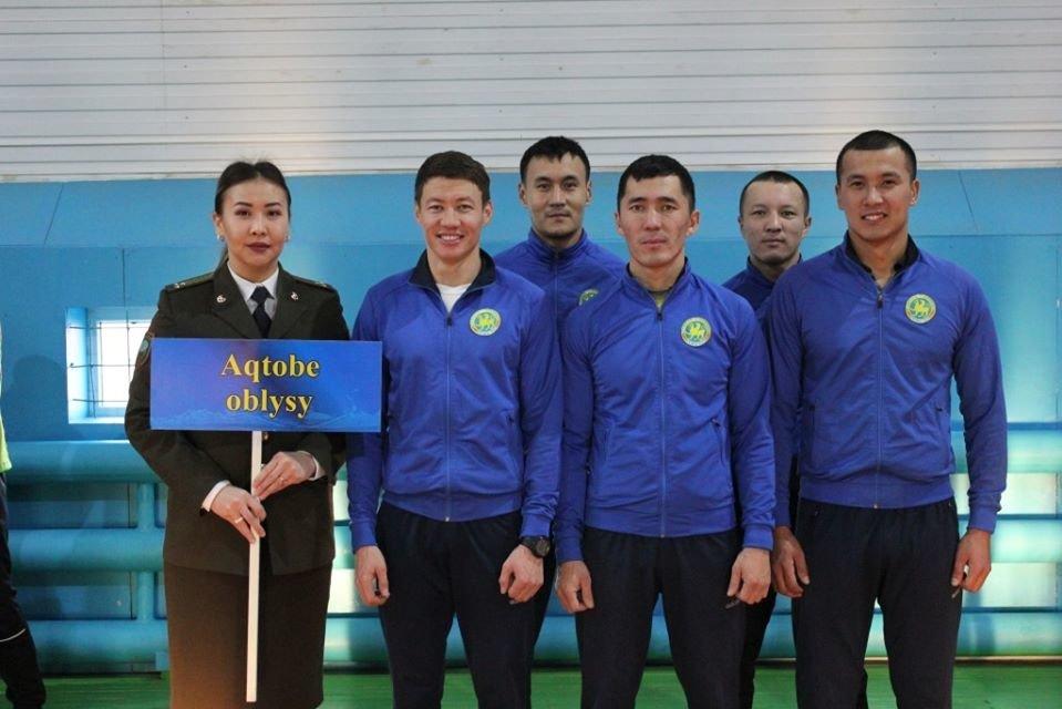 Турнир по пожарно-спасательному спорту прошёл в Атырау (фото), фото-26